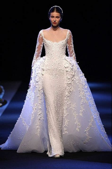 haute couture wedding gowns     are our favorite haute