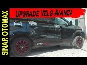 Harga Velg Mobil TECA Ring 14 Untuk Toyota Avanza oleh - modifikasimobilbekasi.xyz