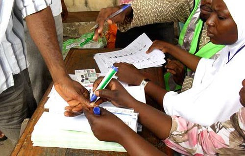 Parliamentary elections were delayed in the West African state of the Federal Republic of Nigeria on April 2, 2011. The delay resulted from logistical and technical issues in ballot distribution and poll accesibility.  by Pan-African News Wire File Photos