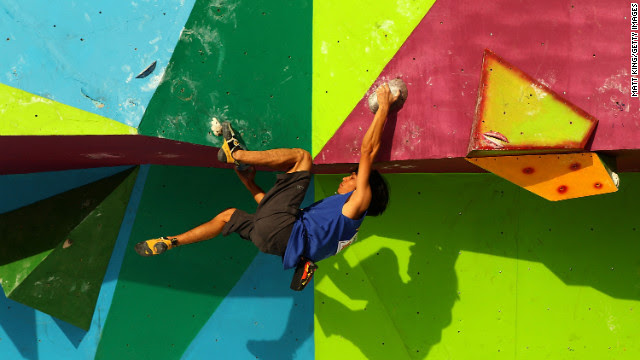 Photos: Shortlisted Olympics sports for 2020
