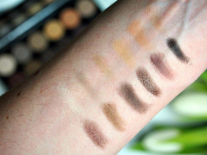 Swatches sleek au naturel
