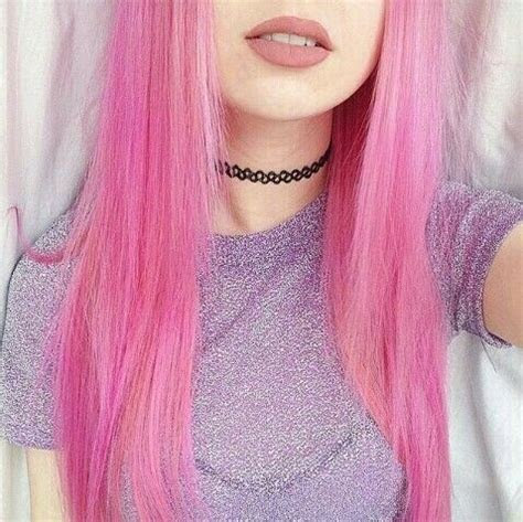 Pink Long Hair Pictures, Photos, and Images for Facebook, Tumblr, Pinterest, and Twitter