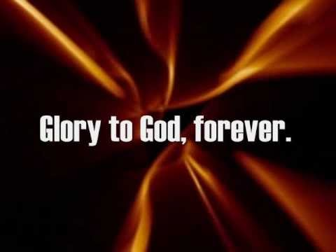 Glory To God Forever Lyrics Hillsong