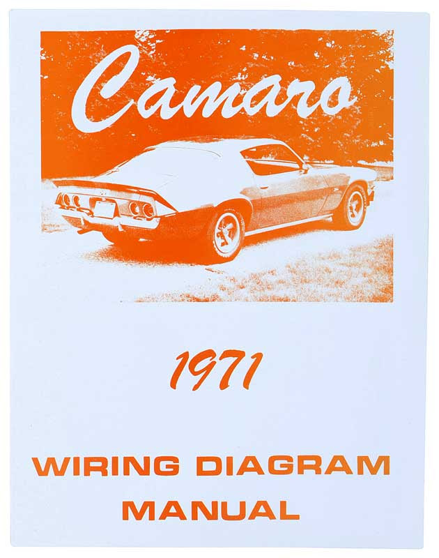 Wiring Diagram  32 1971 Camaro Wiring Diagram