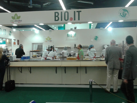 Bioitalia Verona Fiere Biologico