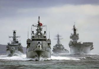 Эрдоган призывает защитить Черное море от планов Кремля