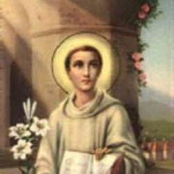 Raffigurazione di san Bernardo