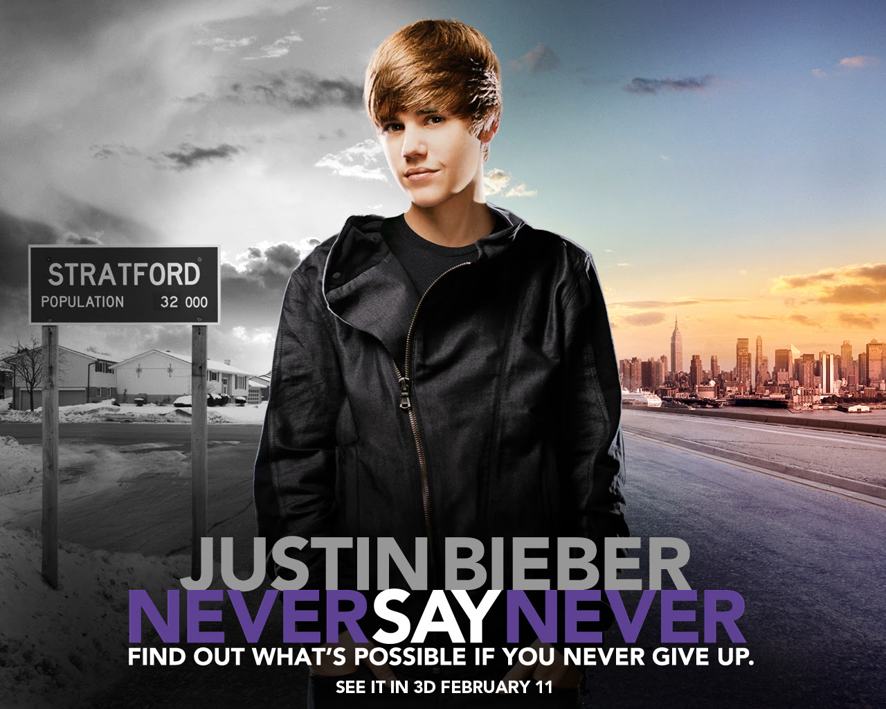 Image result for Never Say Never song poster justin bieber hd pics