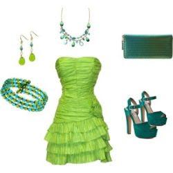 Absinthe Dress Outfit