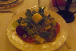 Tio Pepe Salad