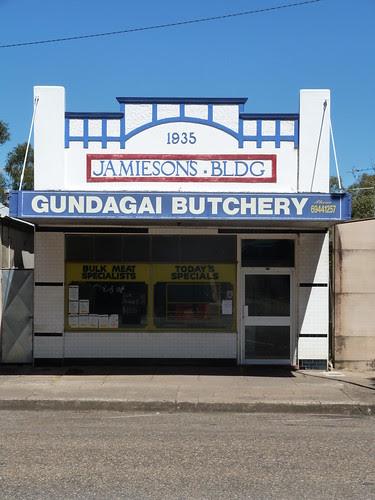 Jamiesons Building, Gundagai