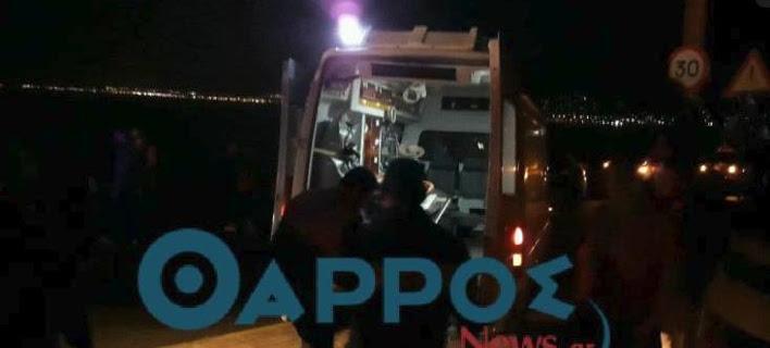 Θανατηφόρο τροχαίο στη Μικρή Μαντίνεια- Αυτοκίνητο έπεσε σε γκρεμό [βίντεο]