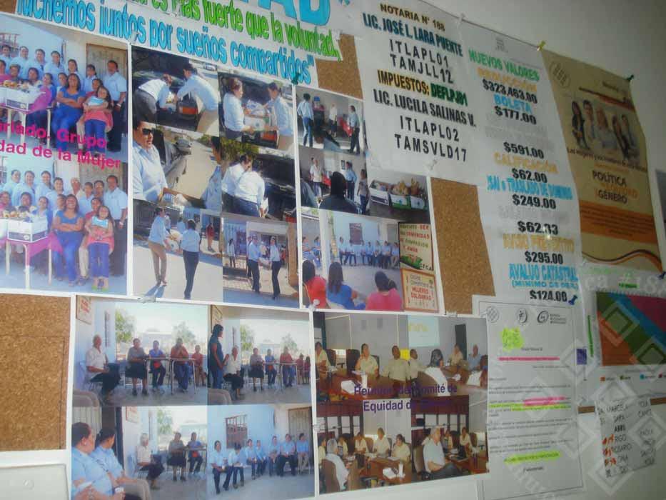 Periodico Mural Abril Y Mayo Notaria Publica 188