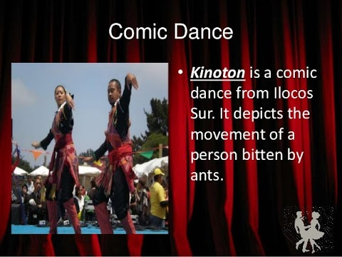 Comic Dances In The Philippines