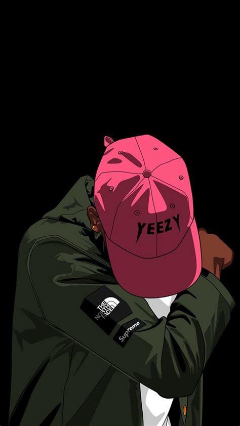 dope pink yeezy hip hop iphone wallpaper iphone wallpapers