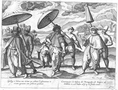 Gestus et habitus tam civium quam militum Lusitanorum in oriente agentium