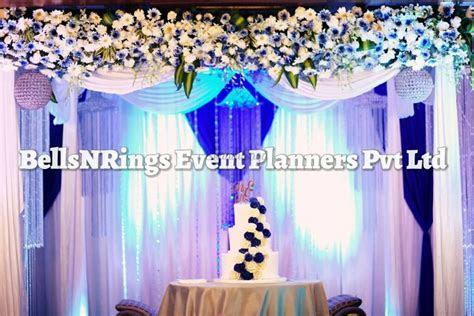 BellsNRings Event Planners Pvt Ltd   Wedding Planners in