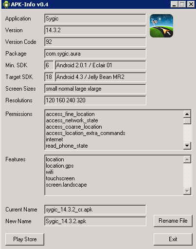 Sygic GPS Navigation 14.5.0 Final Build R-118658 cracked