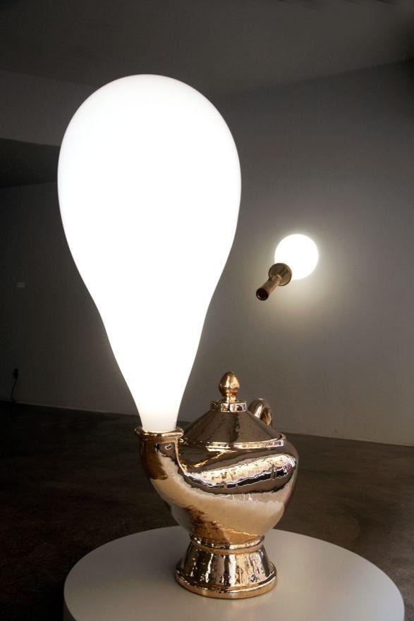 Pieke Bergmans: Wonderlamp (2010)