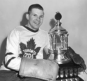 Lumley Maple Leafs Vezina