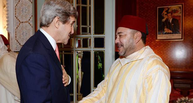 "John Kerry : Le Maroc est un pays ""fascinant"""