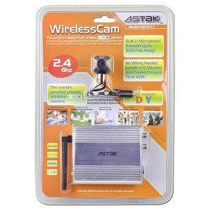24 Ghz Wireless Surveillance System Astak CM 811T 24GHz