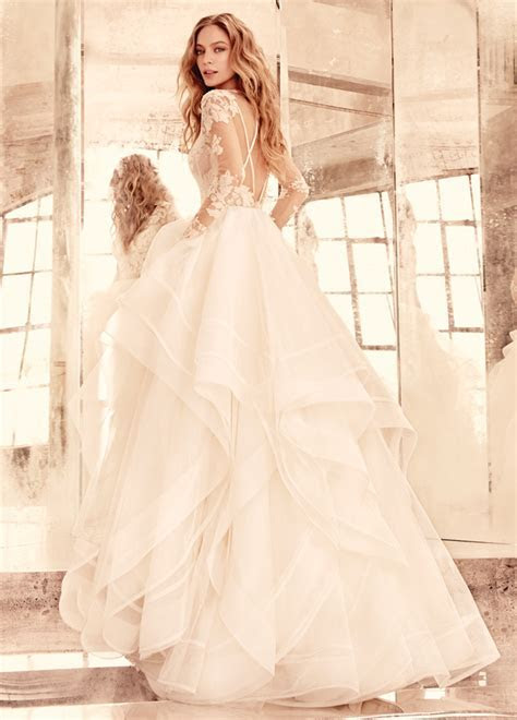 Bridal Gowns, Wedding Dresses by Hayley Paige   Style HP6556