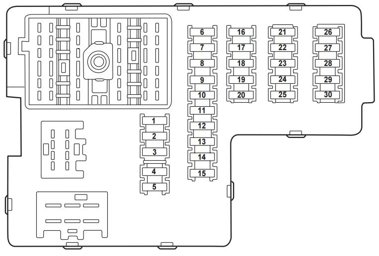 2006 Mercury Mountaineer Fuse Box Diagram Wiring Diagram System Skip Image Skip Image Ediliadesign It
