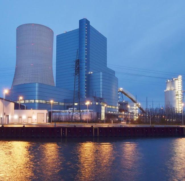 Νέο ατμοηλεκτρικό εργοστάσιο λιγνίτη εγκαινιάστηκε στη Γερμανία, ενώ κλείνουν στην Ελλάδα!