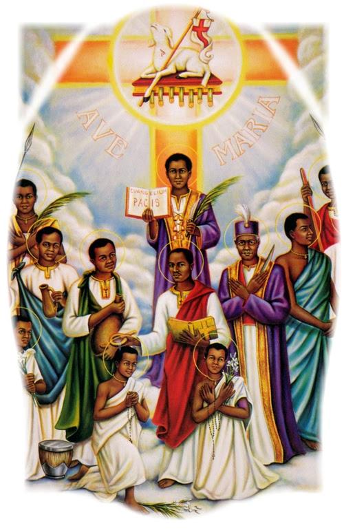 Sveti Charles Lwanga i ugandski mučenici