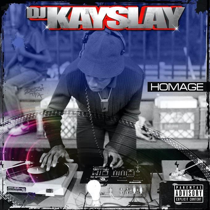 DJ Kay Slay - Homage (Clean Album) [MP3-320KBPS]