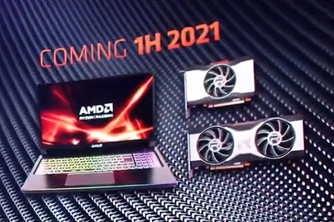 AMD has hinted at the junior Radeon RX 6000 models and showed off their reference design
