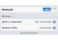 How-To: Using Bluetooth to tether your iOS device