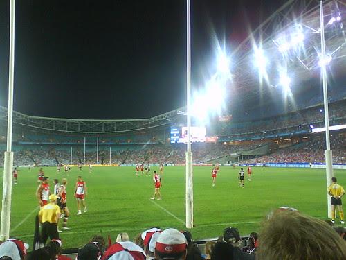 St Kilda vs Sydney
