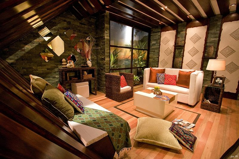 The Daily Quill Style Your Home With Philippine Interior