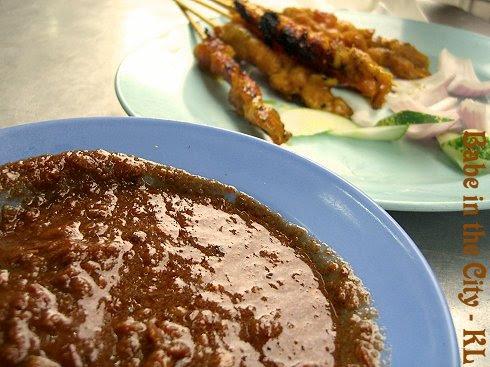 Padang Brown's Satay Sauce