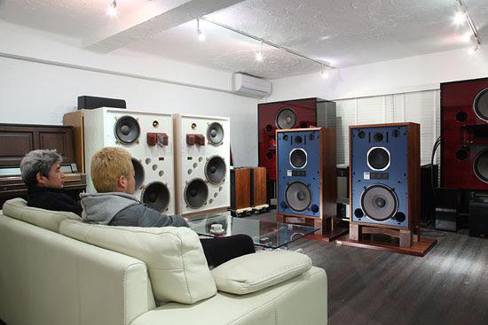 DJ HAL with JBL 4343