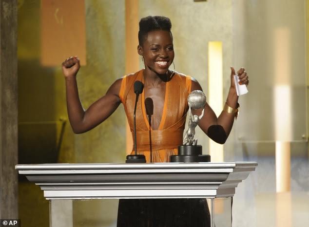 '12 Years a Slave' wins big at NAACP Image Awards | Daily ...