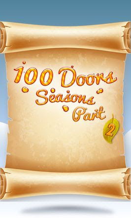 Screenshots of the 100 Doors: Seasons part 2 for Android tablet, phone.