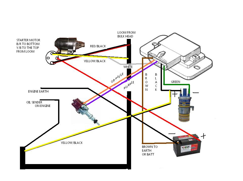 75 Ford Ignition Module Wiring Diagram - Wiring Diagram Networks | Ford Ignition Module Wiring Schematic |  | Wiring Diagram Networks - blogger