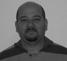 O comerciante Marcelo Soares, candidato a vereador em Dois Córregos
