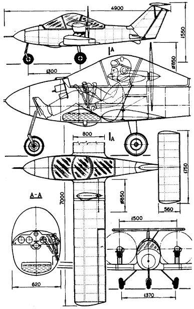 Phoenix - Soviet Homebuilt Ultralight & Aircraft directory