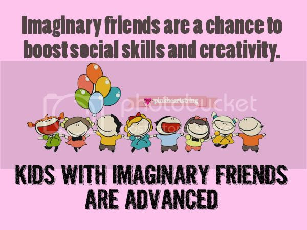 kids imaginary friends