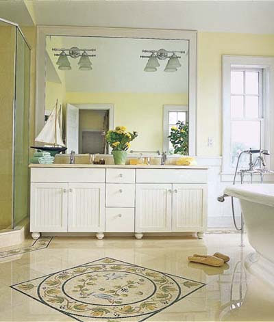 Light and Airy Bath Retreat | Steal Ideas From Our Best Bath