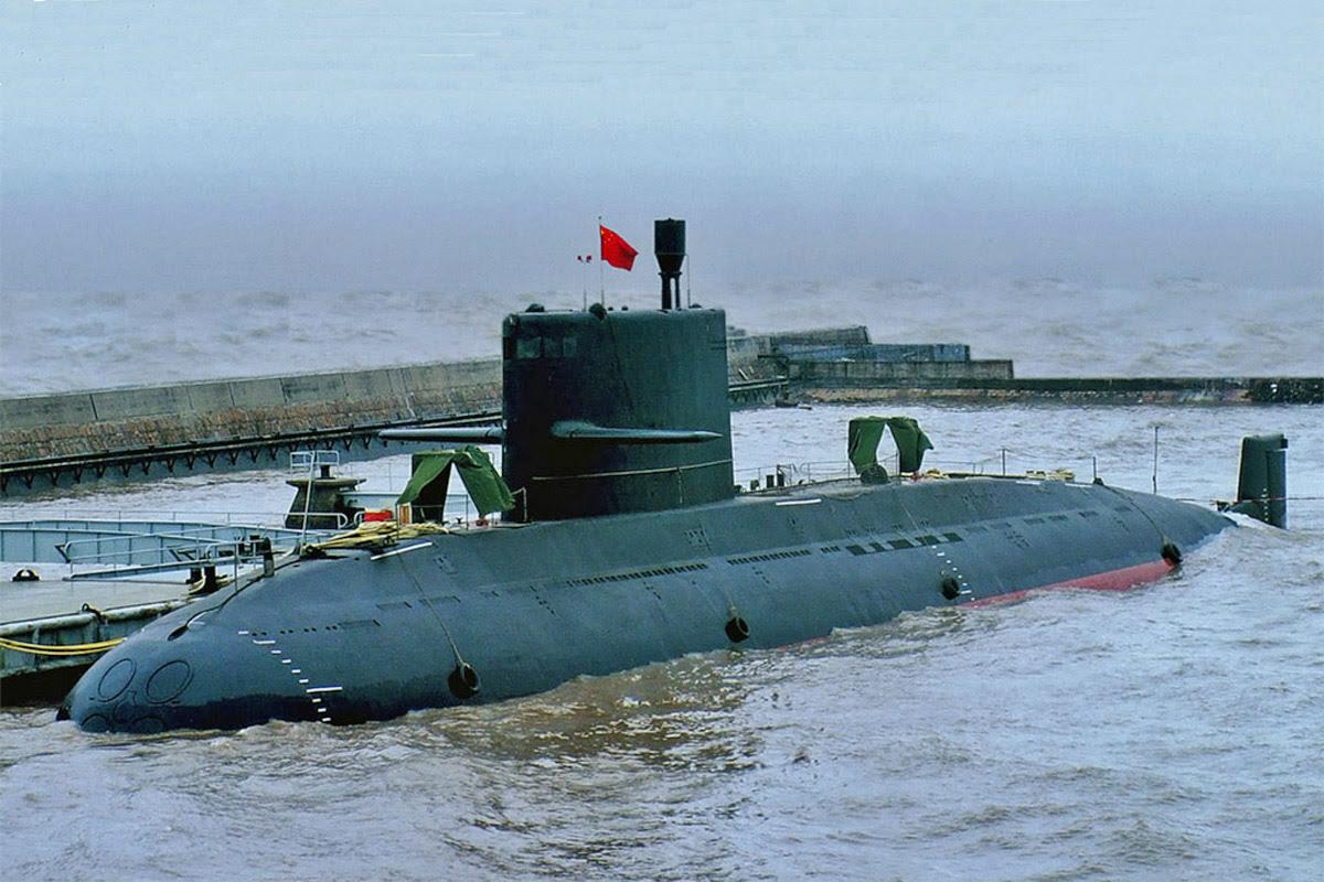 China presenta versión de exportación de submarino