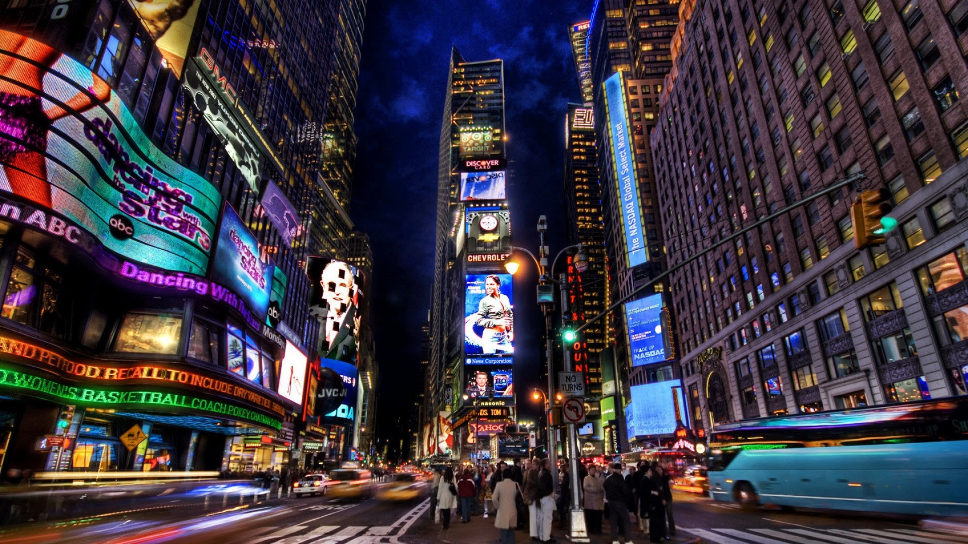 Times Square Wallpaper 58 Images