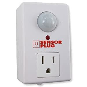 SensorPlug - Motion Activated Electrical Outlet - Amazon.