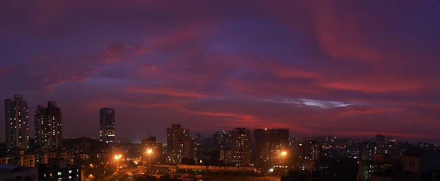 Goregaon Sunset