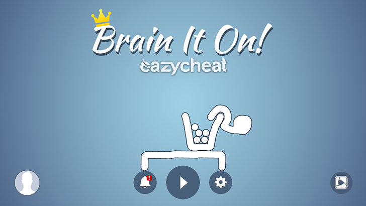 Brain It On! - Physics Puzzles v1.0.80 Cheats