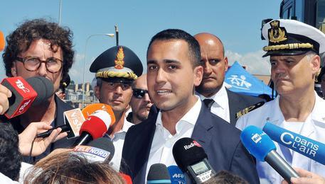 Il vicepremier Di Maio a Genova © ANSA